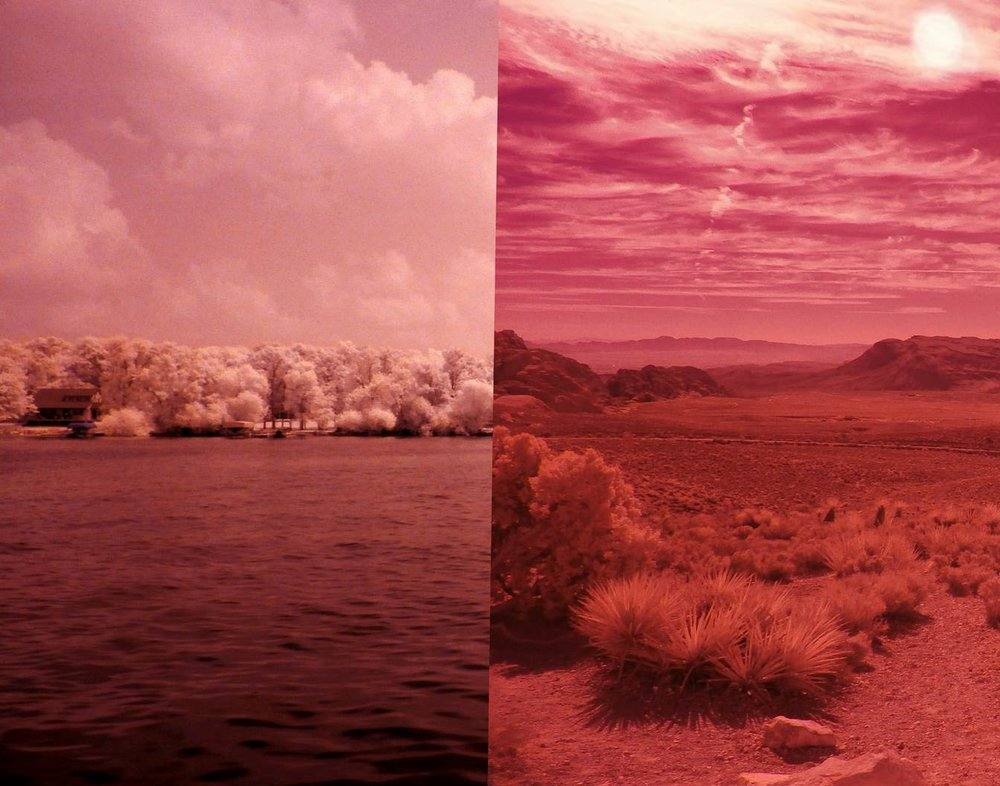 From Sean Russell's INFRARED