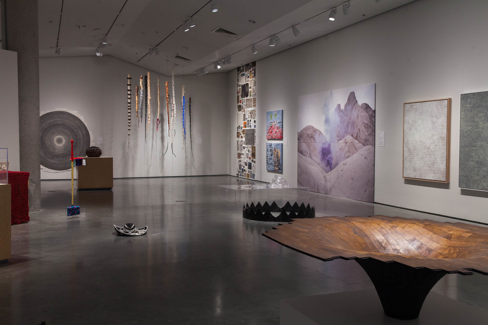 Installation view, Tilting the Basin. (Photo Mikayla Whitmore)