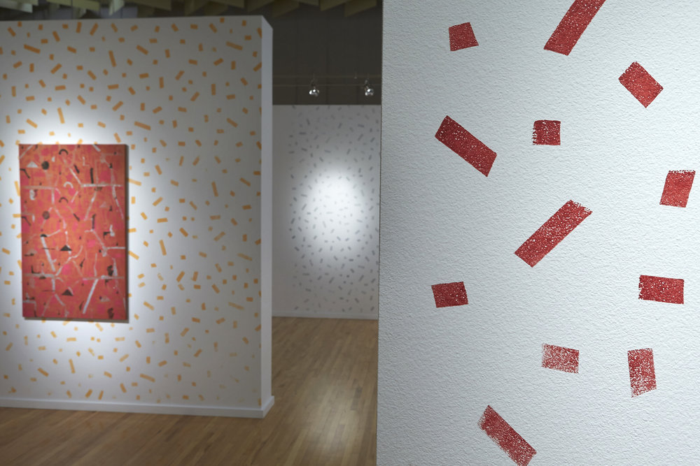 Lucky De Bellevue, installation view. Photo R. Marsh Starks / UNLV Photo Services. (Image courtesy the artist and Kai Matsumiya gallery).