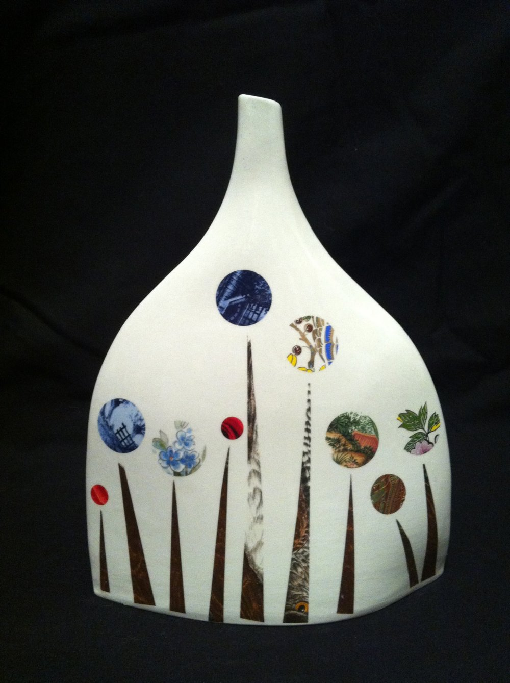 Aslin-Hummel | Untitled Vessel 3 | organic earthenware