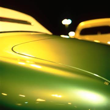 Hummel | Viscious in green | 2005 Metallic c-print on aluminum