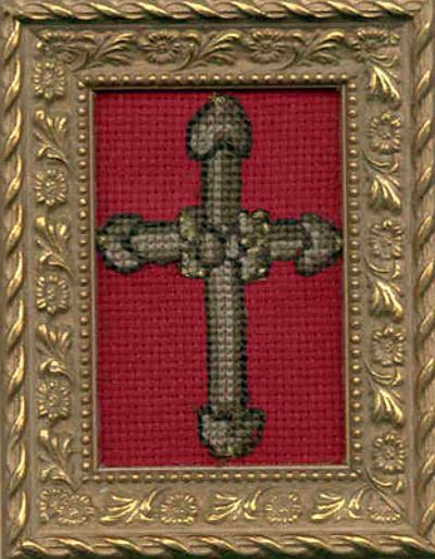 Symbols (cross) | cross-stitch