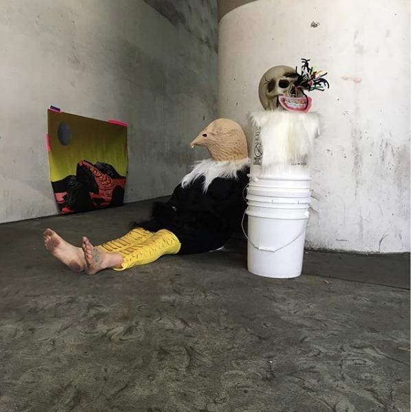 LA CREEPS Lower Grand DTLA with guest artist Alex Sanchez