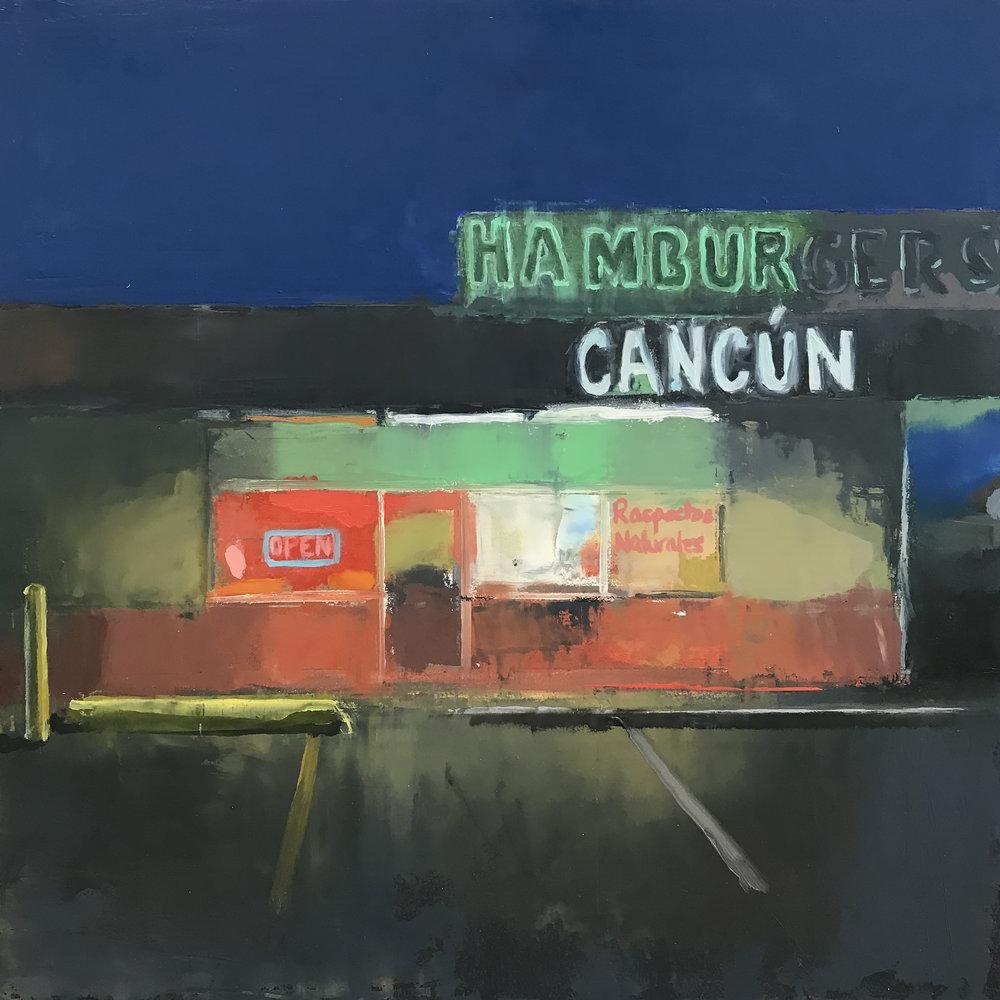 """""""Hambur Cancun"""" Wade Schuster"""