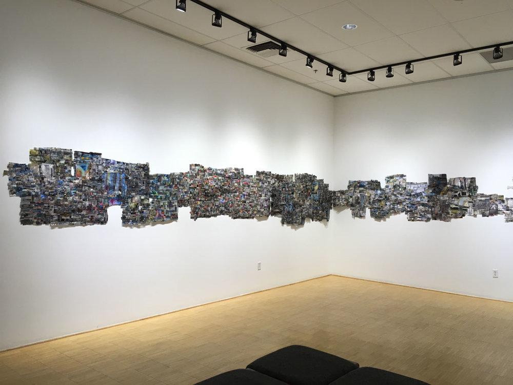 Etty Yaniv,  On the Horizon , at the Charleston Heights Arts Center