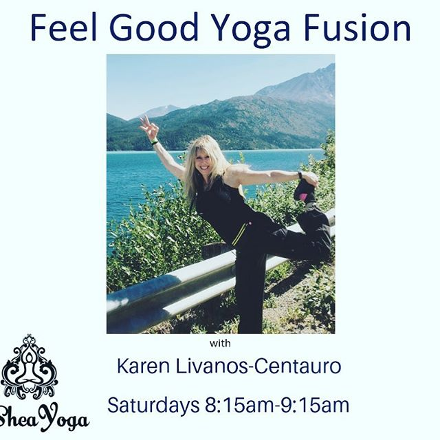 Improve Your Health, Increase Your Energy with Feel Good Yoga Fusion which combines Yoga, QiGong, Breath Work & Meditation.  #qigong, #yoga, #meditation, #pranayama #wyckoff, #waldwick