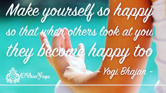 Find Happiness, Do Yoga! #yoga, #kundaliniyoga, #happiness💕
