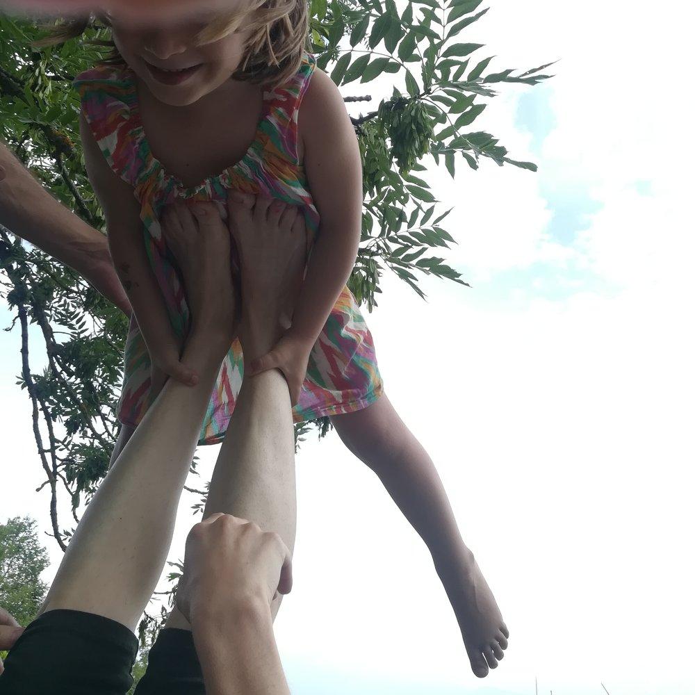 yoga enfants -