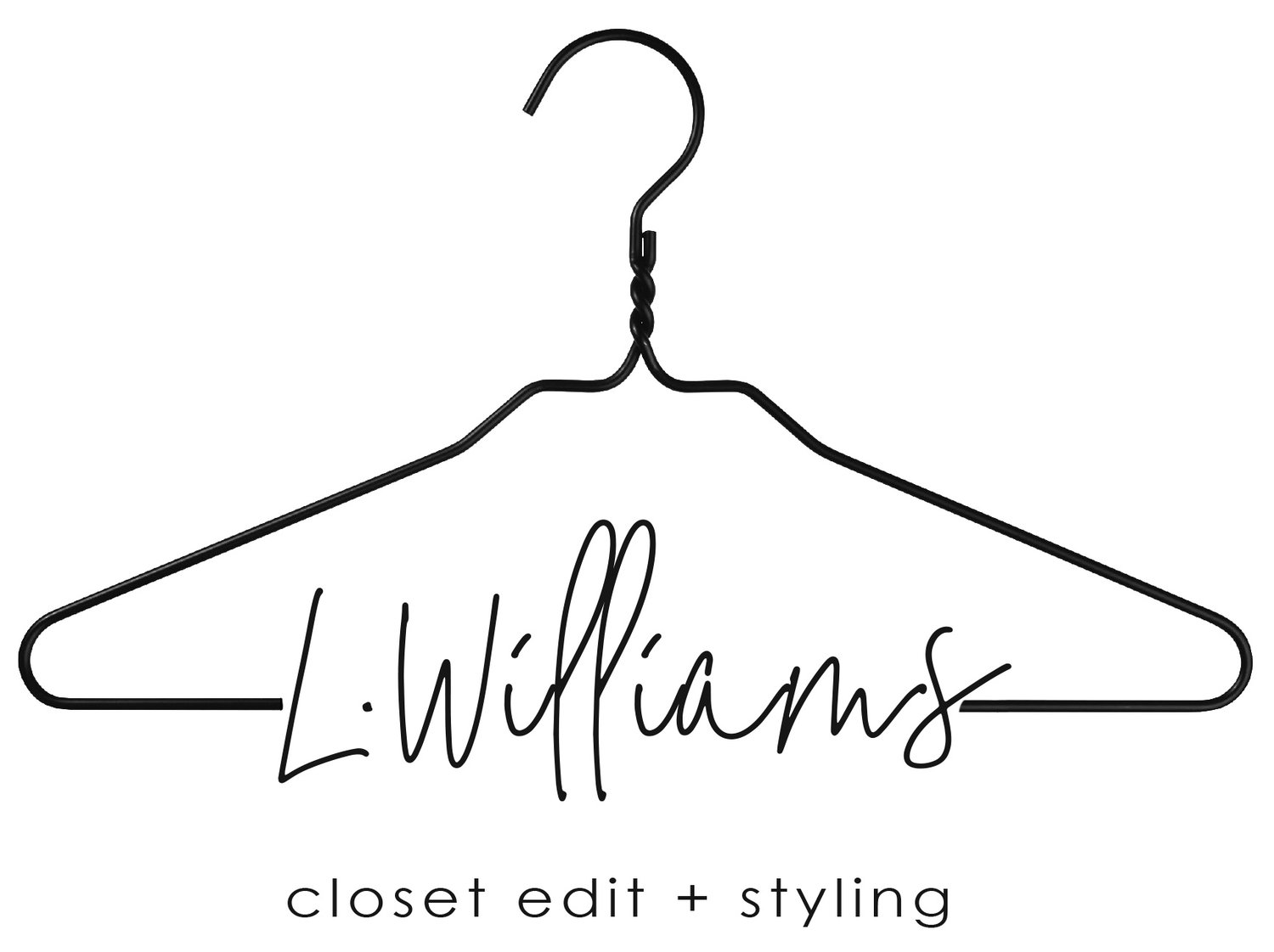 L.Williams Closet Edit + Styling