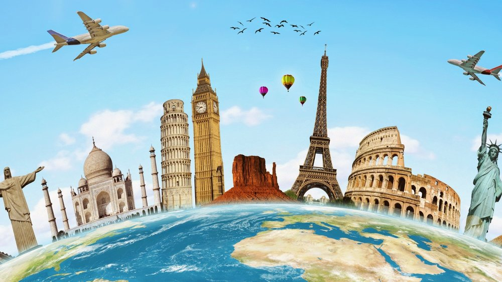 Travel to Cities around the World