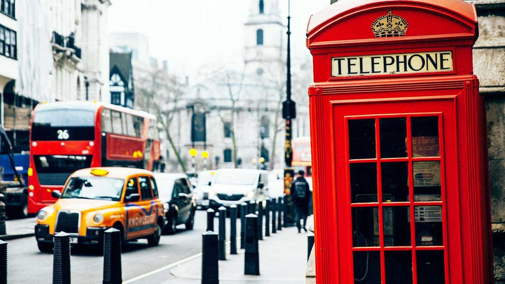 Telephone Booth, London