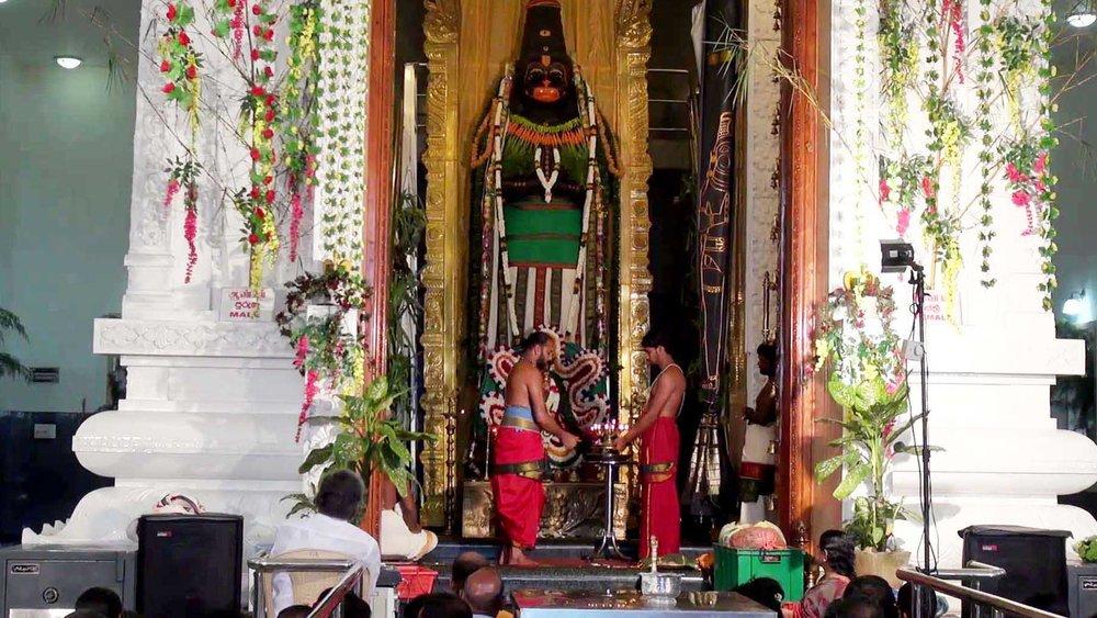Bhakt Hanuman Temple, Ramboda Srilanka