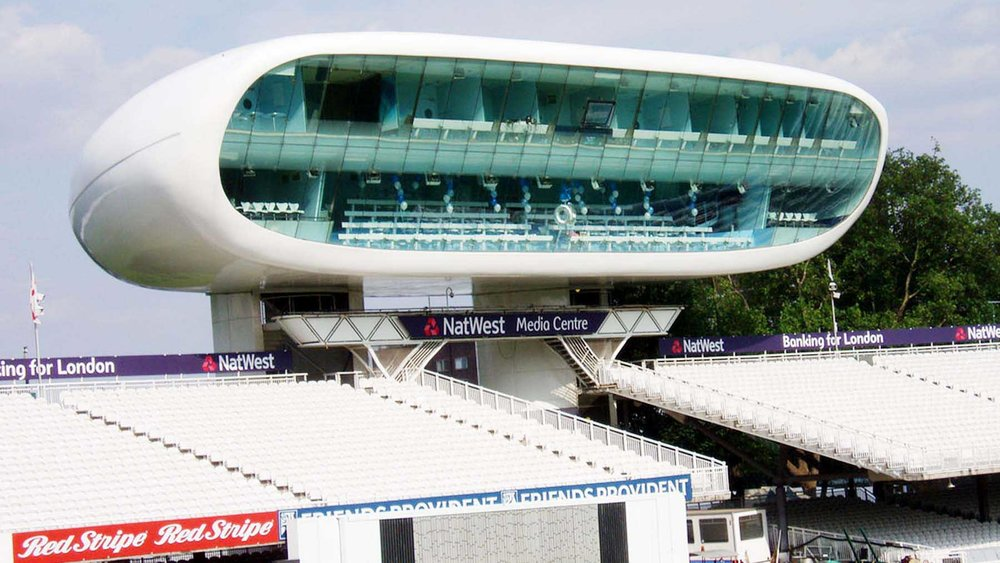 Cricket Stadium in London