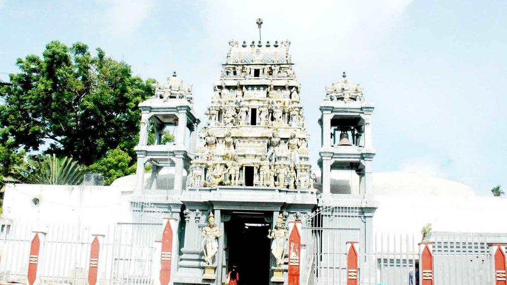 Manawari Manavari Temple, Srilanka