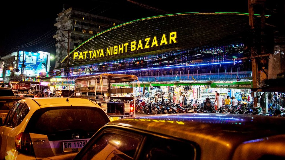Pattaya in Night