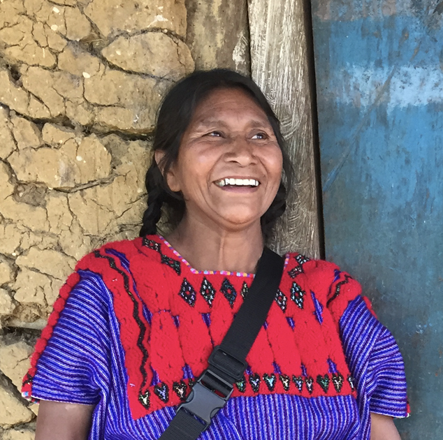 Rosa   Chamula Community Liaison & Interpreter  Translator to the groups of women spinners in Chiapas