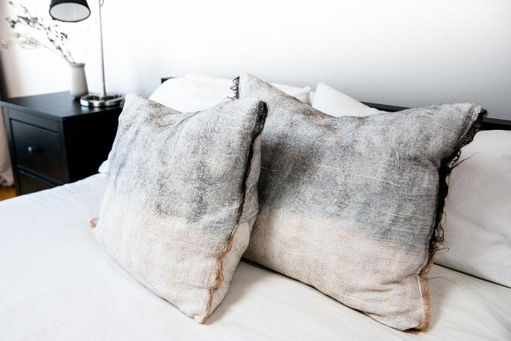 Madda Studio Luxury Nuno Pillow