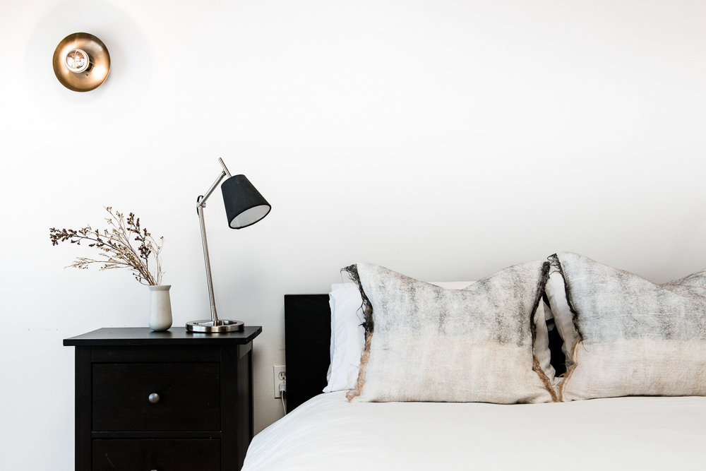 Madda Studio Nuno Felted Pillows