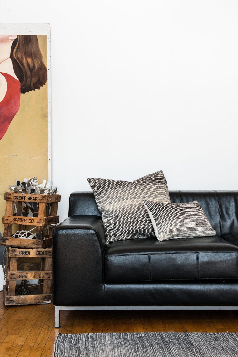 Madda Studio Pillows Weave