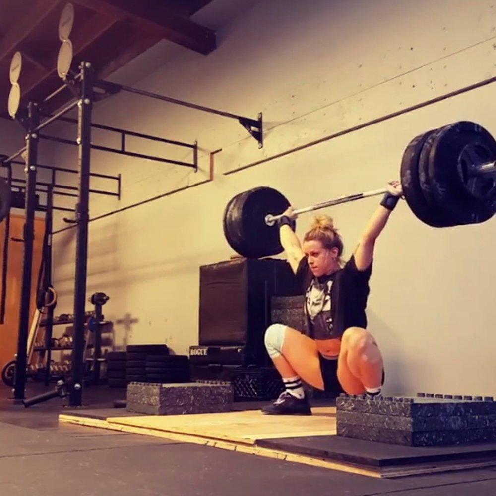 OLYMPIC LIFTING - WeightliftingWorld Class Programming