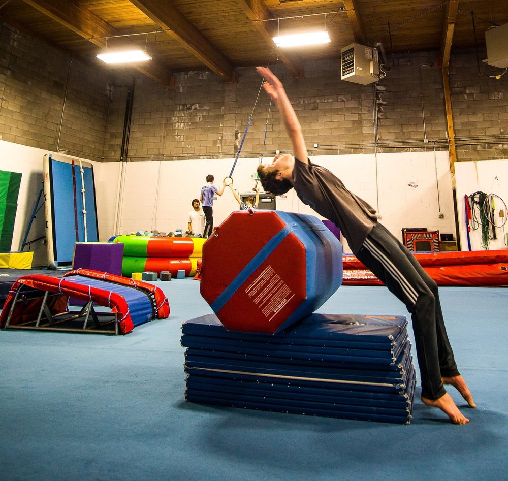 GYMNASTICS - High Caliber CoachingCrossFit Specific &Traditional Gymnastic Specific