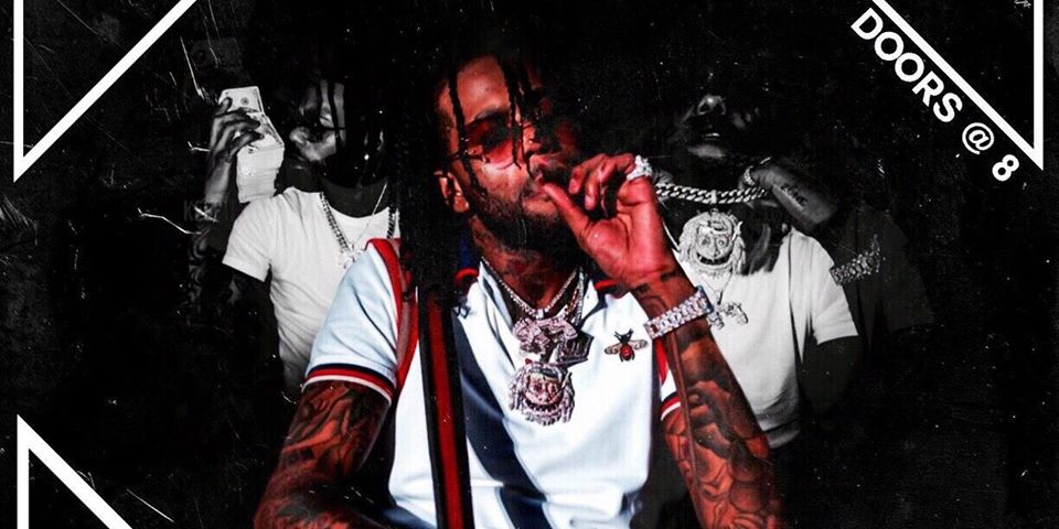 Thursday, October 11th @  MARKET HOTEL    AdHoc  and  1012 Entertainment  Present   Hoodrich Pablo Juan   Music by:  DJ Dr. Spill  DJ SMG  DJ So Wavveyy  Performance by: Chosen  Hosted by: @sotalented  | Market Hotel | 1140 Myrtle Ave @ Broadway | Bushwick, Brooklyn JMZ-Myrtle Bway | $25+ | all ages  Check out our calendar and sign up for our mailing list  http://adhocpresents.com/
