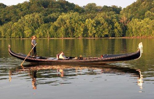 Gondola Romantica  - Stillwater, Minnesota