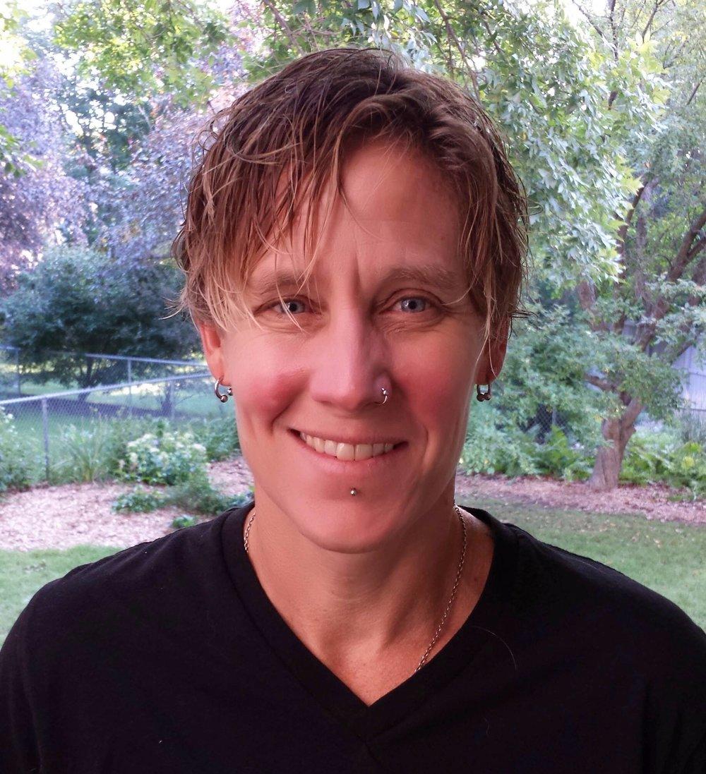 Jennifer Harvey, author