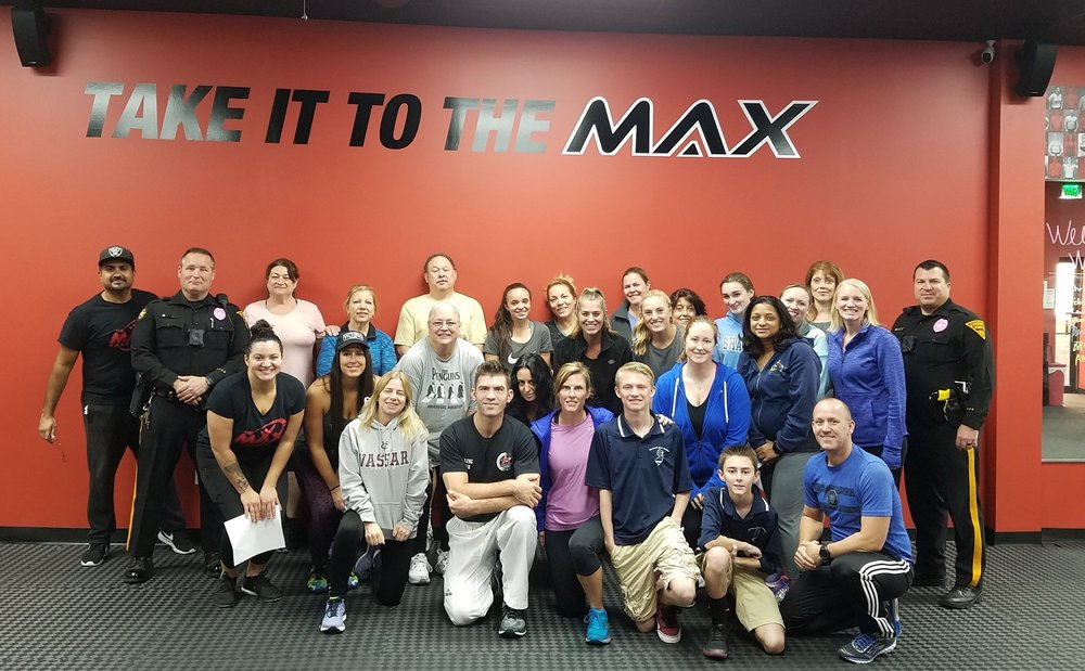 Thank you to everyone who came out to our Max Challenge fundraiser.