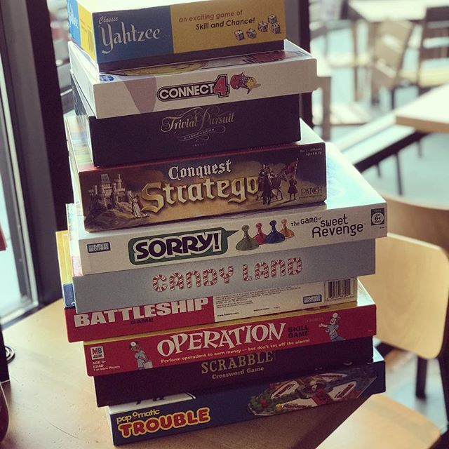 It's Saturday! So that mean it's GAME DAY! Come and play some of the best board games around!! Only here at Alto Pizza Kitchen + Bar! #gameday #boardgames