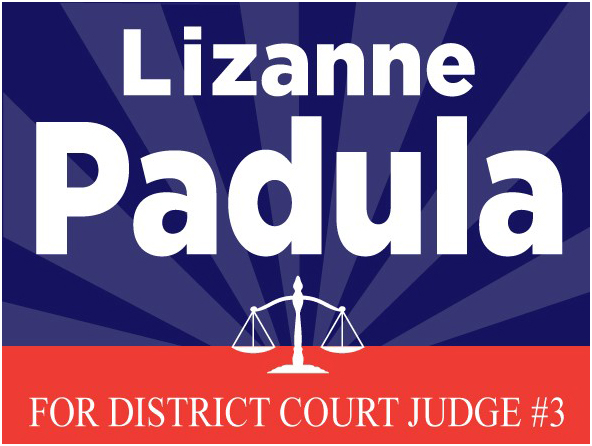 Padula for Judge