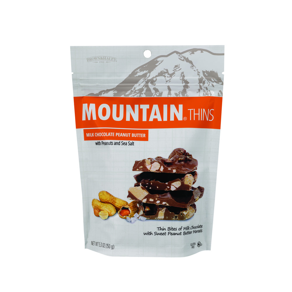 3338 5.3 OZ PEANUT BUTTER MOUNTAIN® THINS