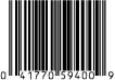 5940 14 oz DPR Latching Tin