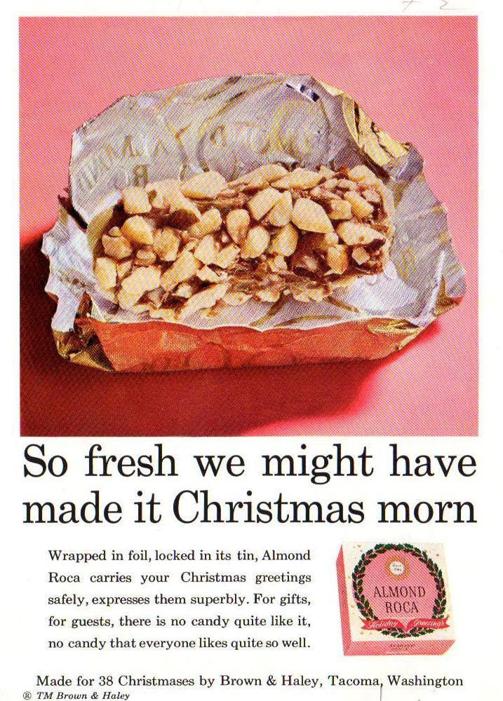 38 CHRISTMASES, 1950