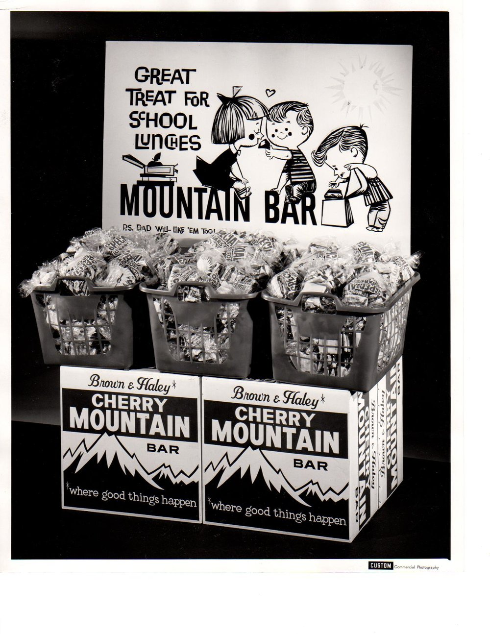 CHERRY MOUNTAIN BAR
