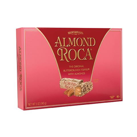 0134 5 OZ ALMOND ROCA® - Right Facing View