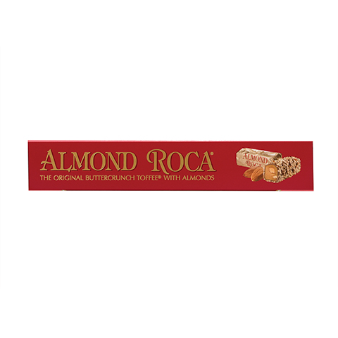 0134 5 OZ ALMOND ROCA® - Bottom View