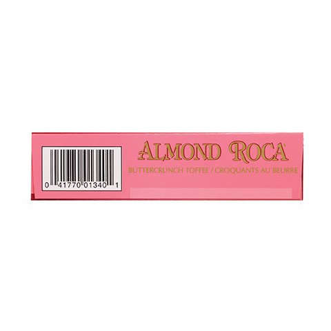 0134 5 OZ ALMOND ROCA® - Right-side View