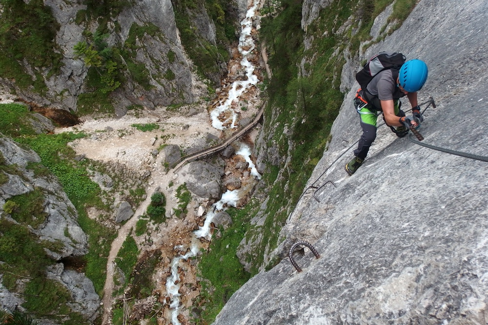 Do you feel like you're about to scale a cliff before you go on stage to give a speech? Well, that's normal. The best solution is to do what rock climbers do: channel that fear into preparation and practice!