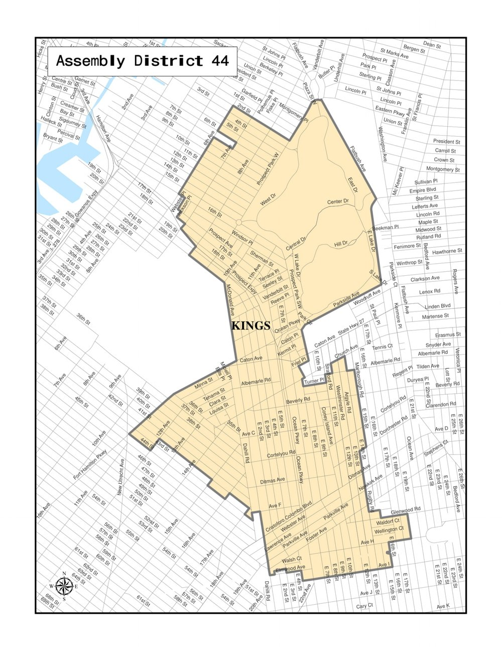 Our District... - contains some of the most diverse neighborhoods in the United States.Kensington, Ditmas Park,
