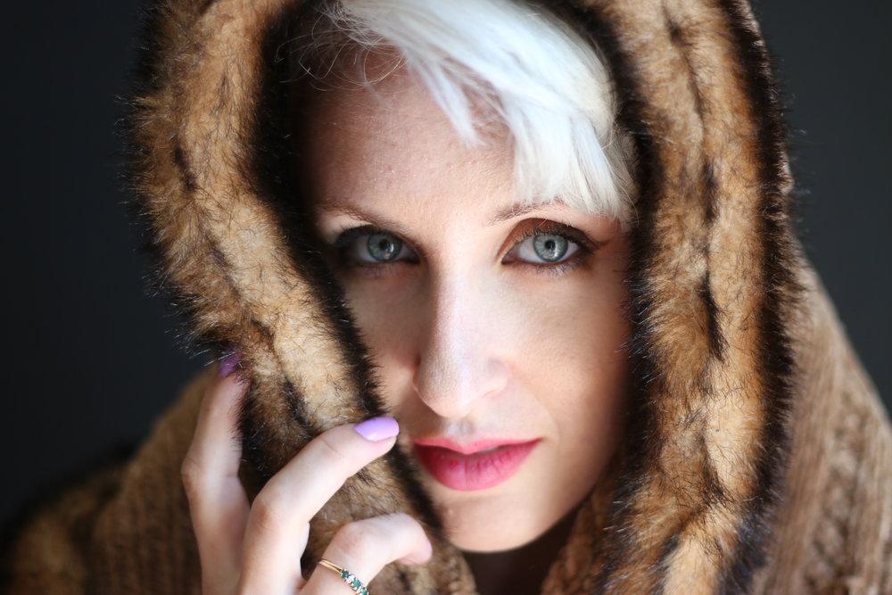 Model: Erica Nese