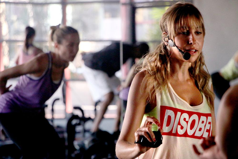 Client: Carrie's Pilates Plus  Personal Trainer: Leslie Karpman