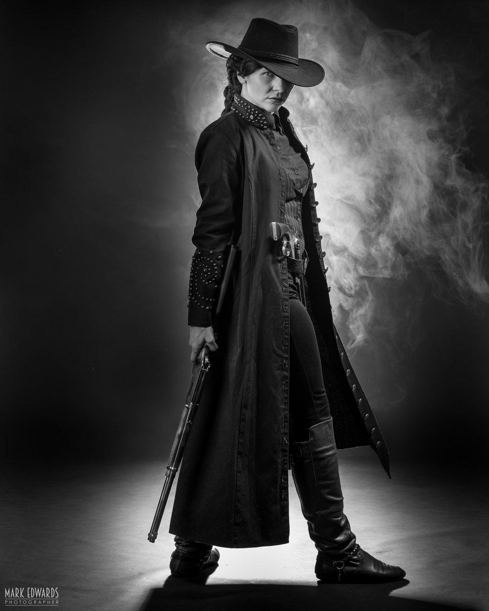 Women of the West Photographer:  Mark Edwards