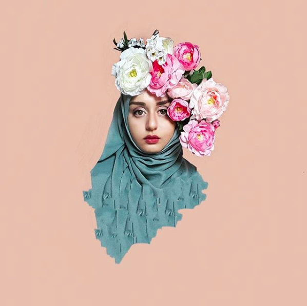"""""""WHATS ON YOUR MIND*HIJAB"""" deals with Islamophobia and the disrespectful questions to ask a Muslim woman."""