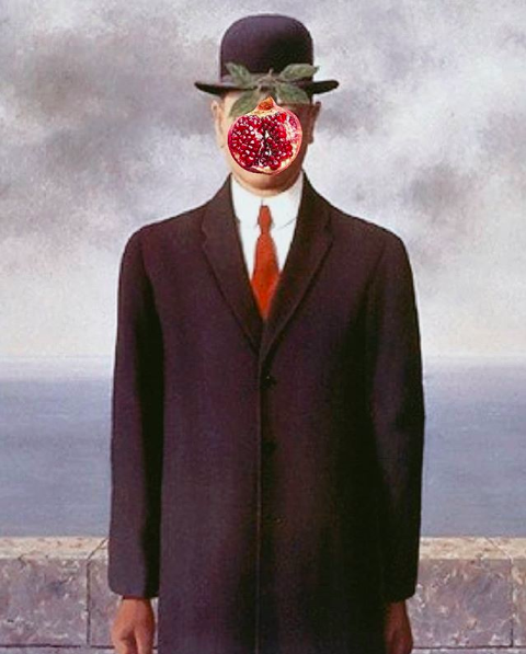 CULTURAL APPRECIATION//#6// Der Sohn des Granatapfels