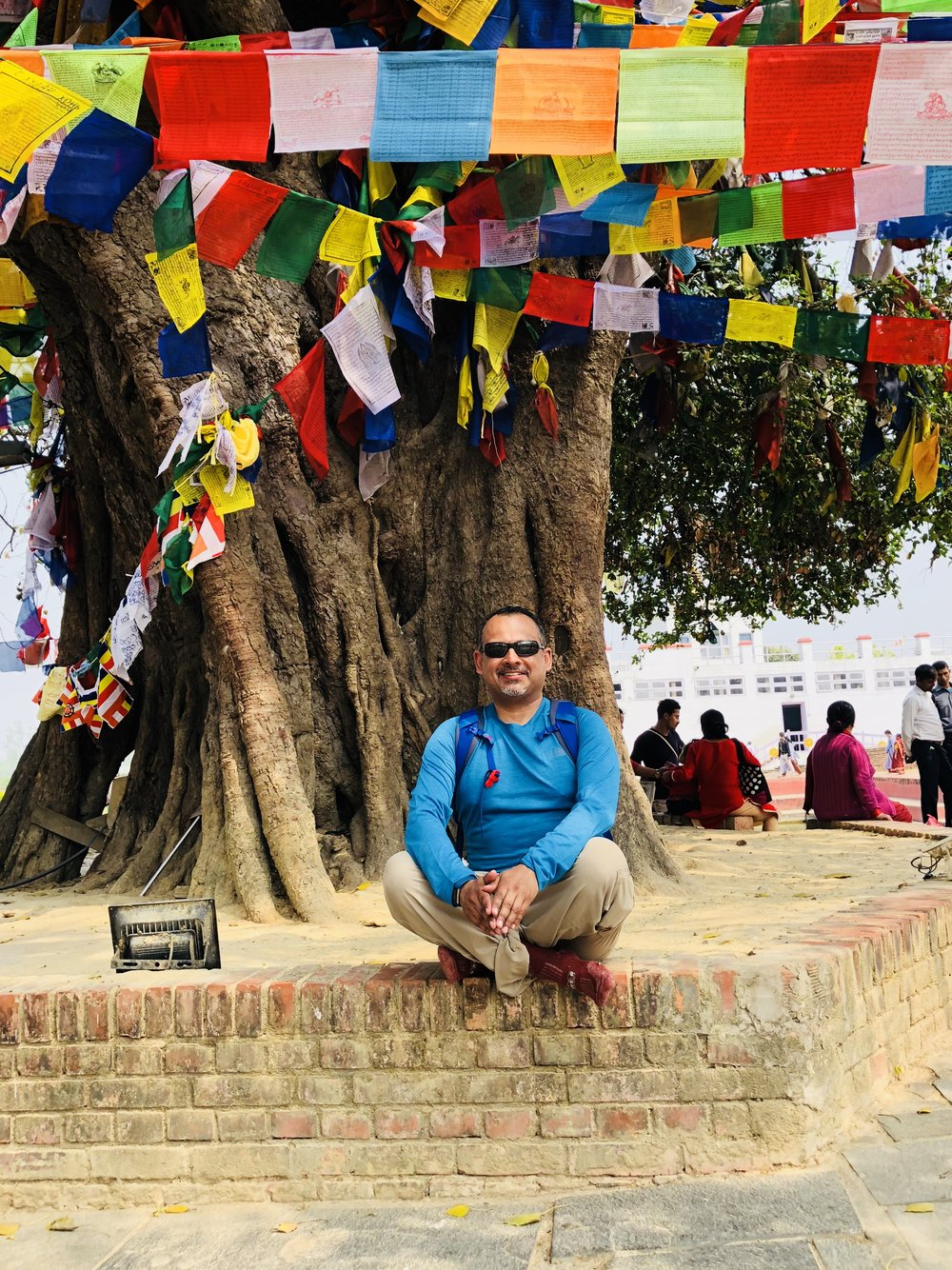 Exploring the birthplace of Buddha: Lumbini, Nepal (2018)