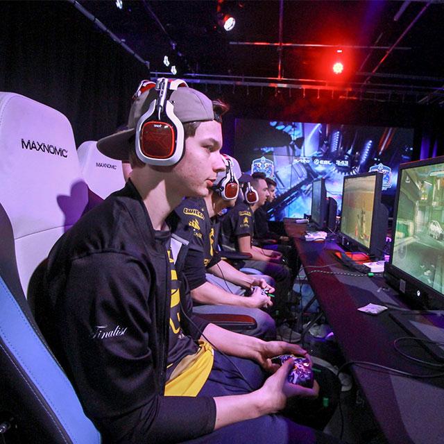 Gaming -