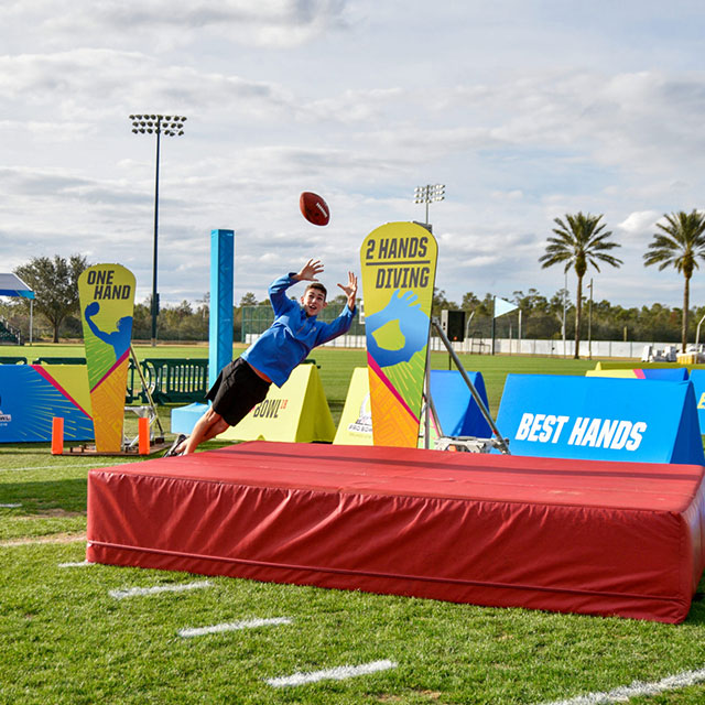 NFL Pro Bowl Experience -