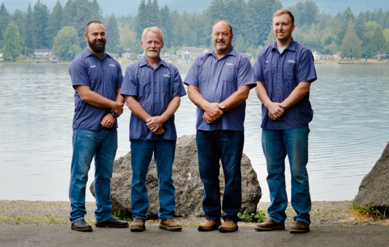 Our expert technicians can handle all of your plumbing needs.
