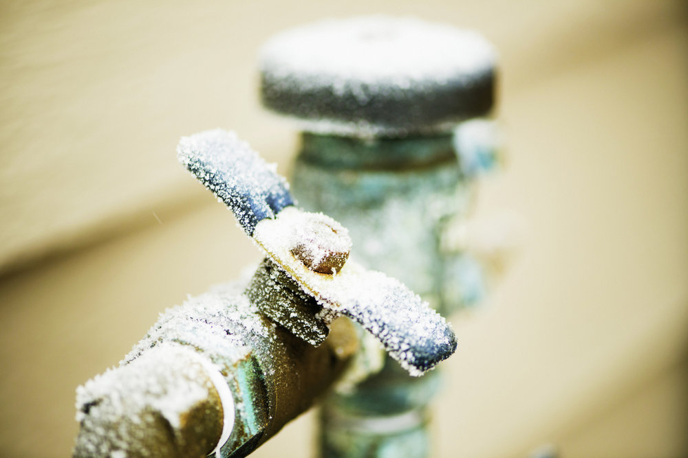 A leak from frozen pipes in Olympia may not happen often, but being prepared is important.